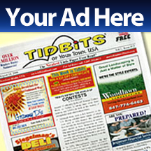 Advertise with Tidbits
