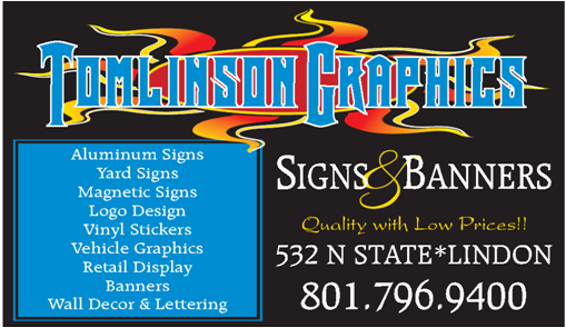 Tomlinson Graphics in Utah