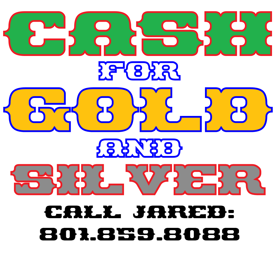 Cash for Gold and Silver
